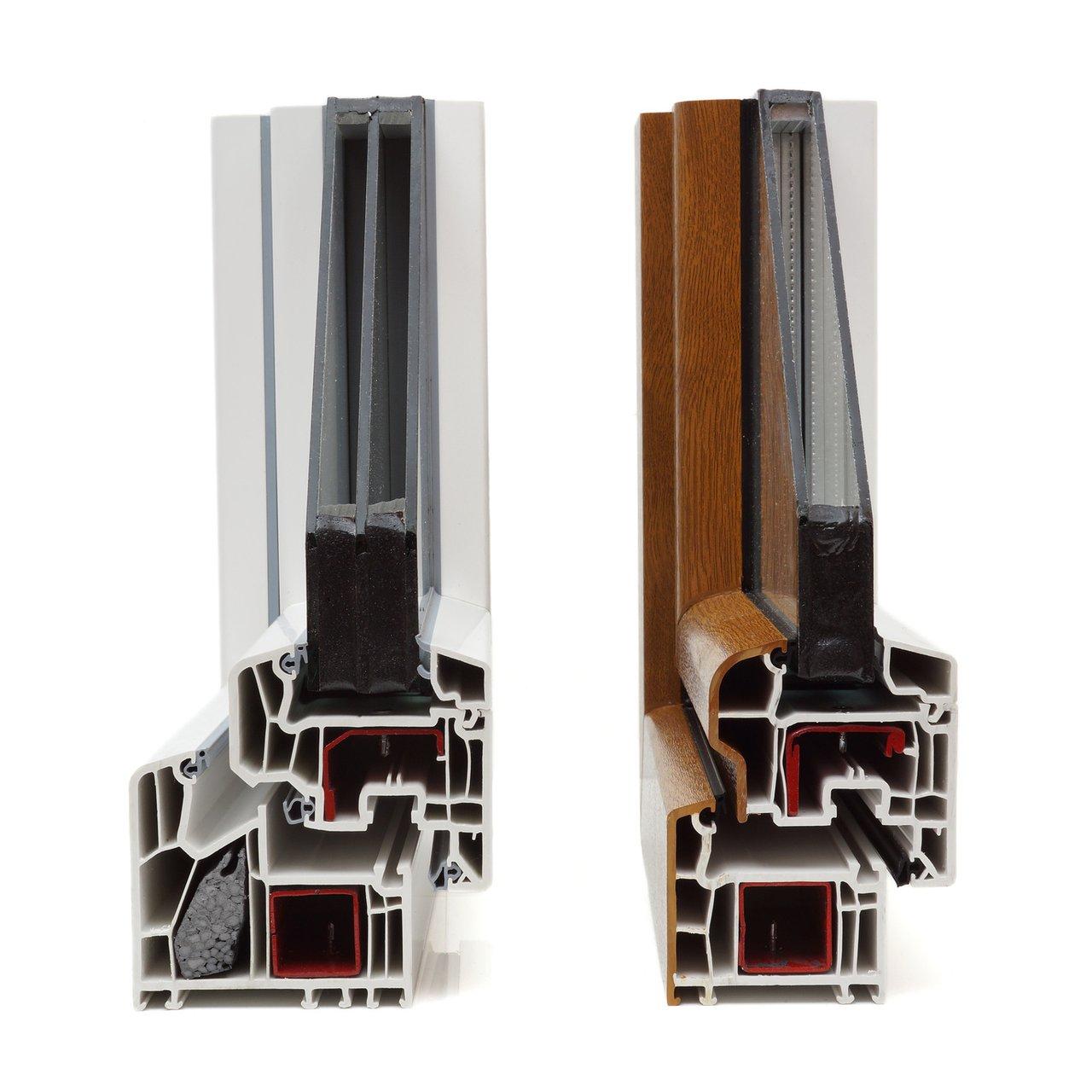 Kunststofffenster - schön vielseitig und gar nicht mal so teuer ...
